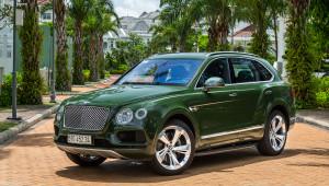 Bentley Bentayga phiên bản Bespoke độc nhất tại Việt Nam