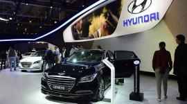 Studio thiết kế mới của Hyundai: Đủ để phát triển 24 mô hình cùng lúc.