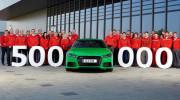Audi xuất xưởng chiếc TT thứ 500.000 tại nhà máy đặt ở Hungary