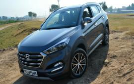 Hyundai Tucson có thêm tùy chọn dẫn động 4 bánh