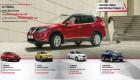 """Nissan tặng quà """"khủng"""" cho khách hàng mua xe tháng 10"""