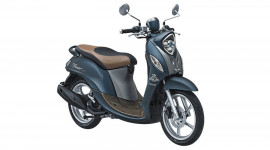 Yamaha Mio Classico trang bị lốp không săm và màu sắc mới