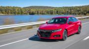 Honda Accord 2018: Tự tin làm kẻ dẫn đầu