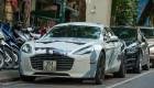 """""""Nữ Hoàng"""" Aston Martin Rapide S màu bò sữa của đại gia Ninh Bình"""