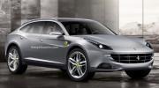 Ferrari lấn sân sang phân khúc crossover