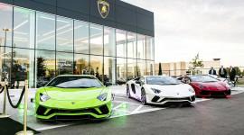 Lamborghini khai trương thêm 2 đại lý ở Bắc Mỹ, chuẩn bị đón Urus