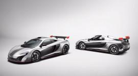 McLaren giới thiệu bộ đôi siêu xe đặc biệt MSO R