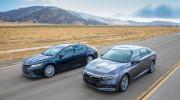Honda Accord 2018 vs Toyota Camry 2018: Cán cân nghiêng về bên nào?