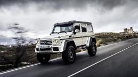 """""""Vua địa hình"""" Mercedes-Benz G500 4x4² bị """"khai tử"""" vào cuối tháng 10"""