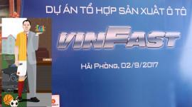 Vinfast có thể là doanh nghiệp Việt đầu tiên sản xuất được động cơ ôtô