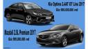 Tầm giá 1 tỷ, chọn Mazda6 2.5L Premium hay Kia Optima 2.4AT GT Line?                                                             1