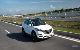 """Đánh giá xe Hyundai Tucson Turbo 2017: """"Nhân tố lạ"""" mang cảm giác thích thú"""