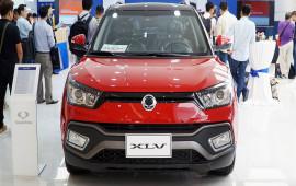 SsangYong trở lại thị trường Việt Nam với nhiều tham vọng