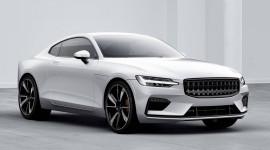 Volvo trình làng xe thể thao hiệu suất cao Polestar 1 mạnh 600Hp