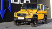 Posaidon độ Mercedes G63 AMG mạnh 850 mã lực