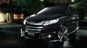 Honda Odyssey 2017 ra mắt thị trường Việt, giá gần 2 tỷ đồng