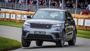 Range Rover Velar sắp ra mắt chính thức tại Việt Nam