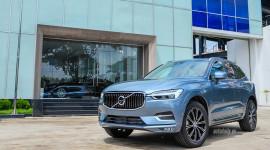 """Video: """"Nhá hàng"""" Volvo XC60 2018 đầu tiên về Việt Nam"""