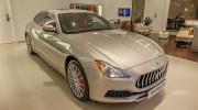 """""""Xế sang"""" Maserati bản """"cá nhân hóa"""" hàng ghế sau đầu tiên ở Việt Nam"""
