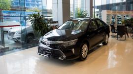 Toyota Camry 2017 vừa ra mắt tại Việt Nam có gì đặc biệt?