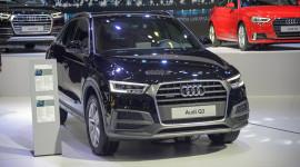 Audi ra mắt Q3 phiên bản nội thất đặc biệt tại Việt Nam