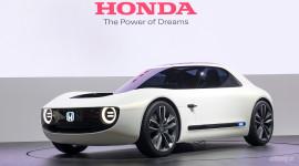Toàn cảnh gian hàng Honda tại Tokyo Motor Show 2017