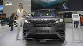 Jaguar Land Rover trưng bày dàn xe hơn 56 tỷ tại VIMS 2017