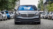 Mercedes S-Class 2018 và 7 câu chuyện nhỏ thú vị