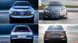 Daimler, BMW và những chiếc xe điện: Một tương lai đầy chia rẽ