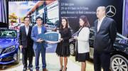 Mercedes-Benz Việt Nam bàn giao 25 xe mới cho Bali Limousine