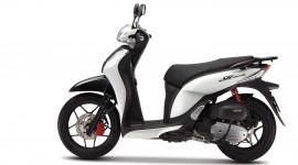 Honda Việt Nam ra mắt SH Mode màu mới