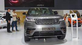 """Range Rover Velar 2018 """"gây bão"""" tại Triển lãm Ôtô Quốc tế Việt Nam 2017"""