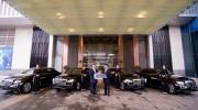 Bàn giao 4 xe Mercedes E-Class thế hệ mới cho khách sạn 5 sao tại Hà Nội