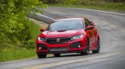 Honda Civic Type R 2018 có giá 34.100 USD