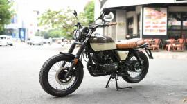 Xế hoài cổ Brixton BX 150 Classic phiên bản giới hạn về Việt Nam