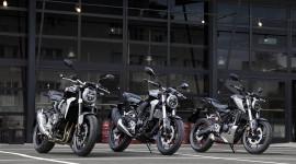 """Honda giới thiệu """"bộ ba"""" naked-bike theo phong cách """"Neo Sports Café"""""""