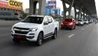 Cầm lái Chevrolet Colorado Centennial 2018 trên đất Thái