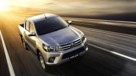 Toyota Hilux 2017 trình làng, giá từ 631 triệu đồng