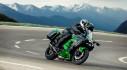 Siêu môtô Kawasaki Ninja H2 có thêm bản Touring