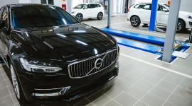 Bất ngờ với dịch vụ sửa chữa của Volvo Cars Việt Nam