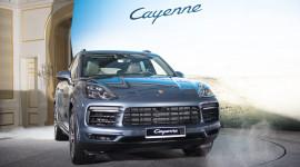 Porsche Cayenne 2018 ra mắt người tiêu dùng Việt, giá từ 4,54 tỷ đồng