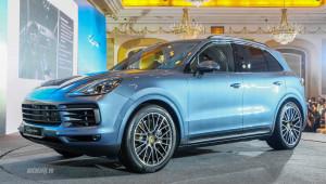 Porsche Cayenne 2018 vừa ra mắt thị trường Việt có gì mới?