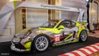 """Cận cảnh """"xe đua"""" Porsche Cayman GT4 Clubsport tại Việt Nam"""