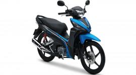 Wave 110 RSX FI bản mới ra mắt tại Việt Nam, giá 21,5 triệu đồng