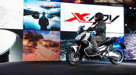 Điểm danh loạt sản phẩm hot của Honda tại triển lãm EICMA 2017
