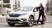 """""""Dấu ấn"""" Honda CR-V tại thị trường Việt Nam"""