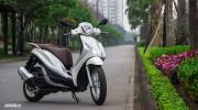 Piaggio Việt Nam triệu hồi hơn 3.000 xe Medley 125/150 ABS