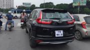Honda CR-V 2017 bất ngờ xuất hiện trên đường phố Hà Nội, ra mắt vào 13/11