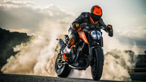 """""""Vén màn"""" môtô KTM 790 Duke thế hệ mới"""