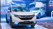 Honda CR-V 5+2 hoàn toàn mới chính thức ra mắt tại Việt Nam, giá dưới 1,1 tỷ đồng